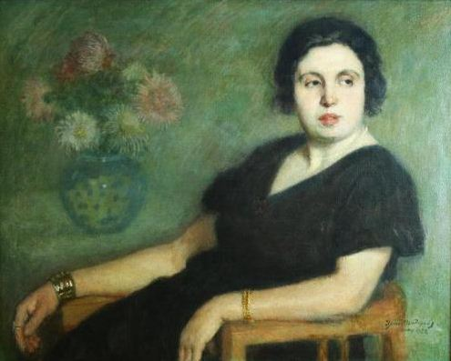 Портрет на Мария Тодорова