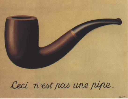 La trahison des images 1928—1929