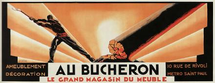 Au Bûcheron (1923)