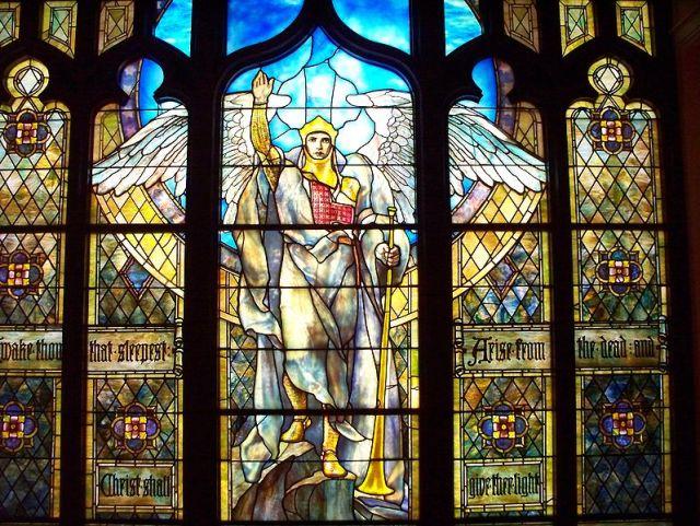 Ангел на Възкресението (1904), в Музея на изкуствата на Индианаполис
