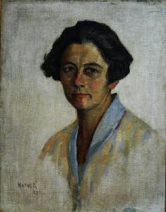 Портрет на Васка Емануилова, Марчо Киров
