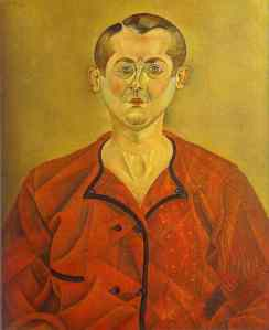 Self-Portrait, 1918
