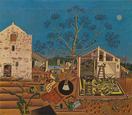 The Farm, 1921-22