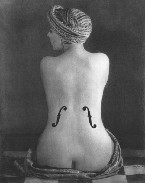 The Violin of Ingres, 1924