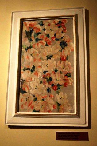 Ябълкови цветове (1943-1944)