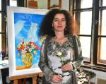 Художничката Елена Стоева събра приятели на вернисаж