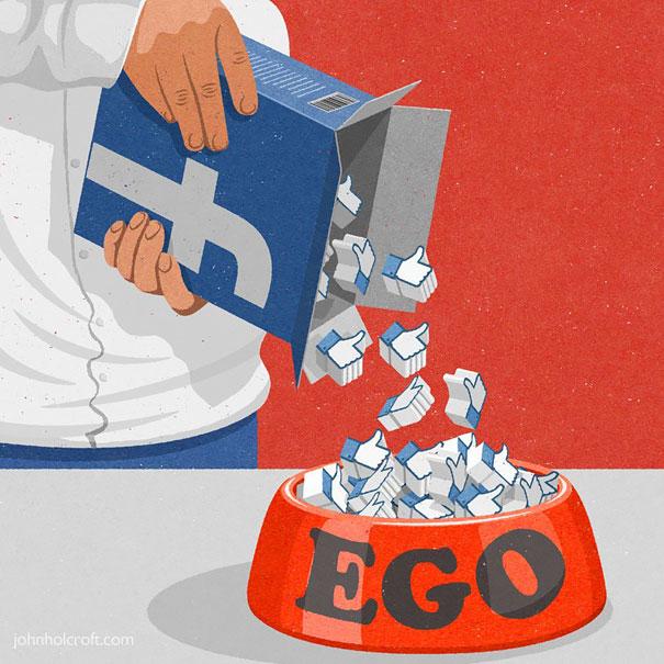 Ego, John Holcroft