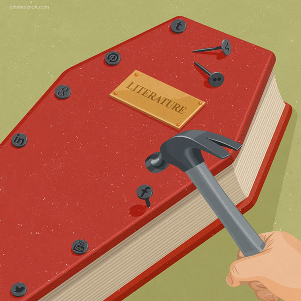 Literature, John Holcroft